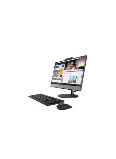 "Lenovo V530 10Us00Ketx01 İ5-8400T 8Gb 1Tb 21.5"" Fullhd Freedos All İn One Bilgisayar Renkli"